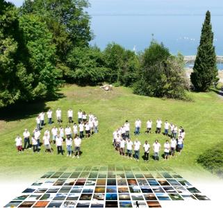 Concours Photo 'Le lac et ses usages' , les photos des finalistes exposées lors des #JPO19
