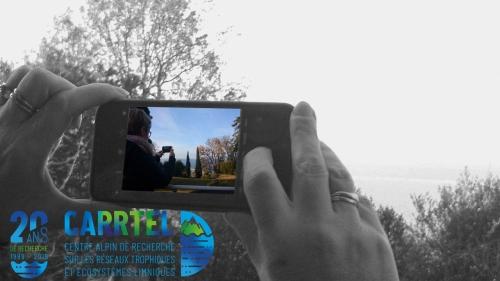 L'UMR CARRTEL organise un concours photo sur le thème 'Le lac et ses usages