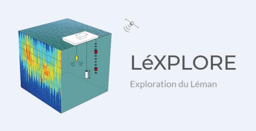 La plateforme expérimentale LéXPLORE (Exploration du Léman) baptisée !