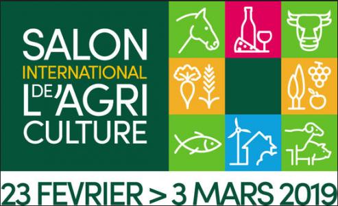 Le CARRTEL au Salon International de l'Agriculture