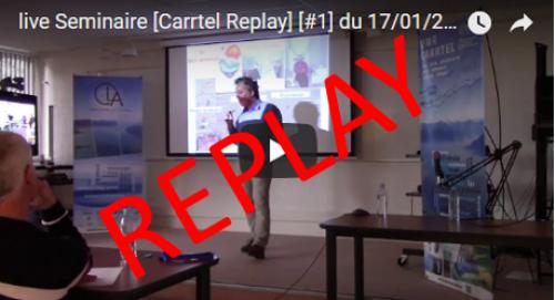 carrtel replay live
