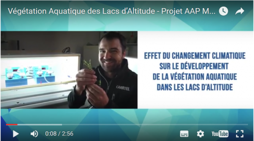 video lacs altitude