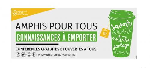 Vendredi 15 mars - 18H - l'auditorium du pôle culturel de la visitation - Thonon les Bains