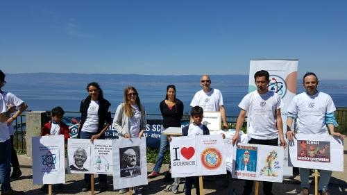 La marche pour la Science à Thonon : revue de presse