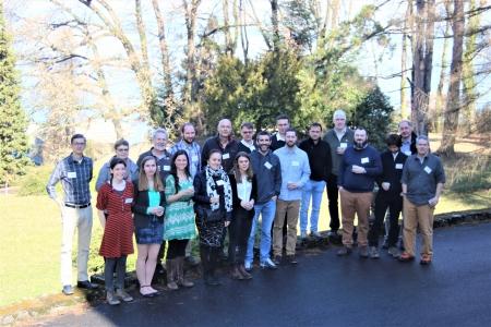 Le CARRTEL a accueilli les 14 et 15 mars à Thonon un groupe de travail international.