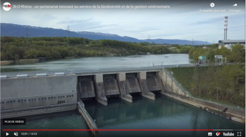 Le projet Interreg Bi-O-Rhône