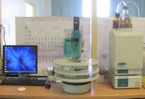 chromatographe ionique