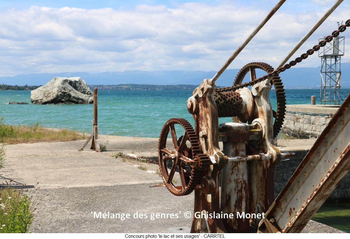 'Mélange des genres' © Ghislaine Monet