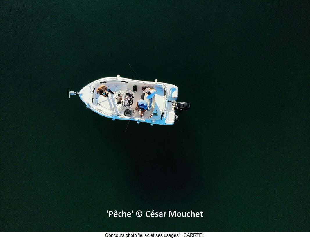 'Pêche' © César Mouchet