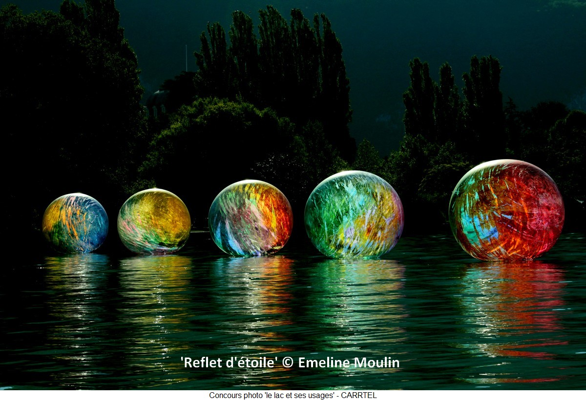 'Reflet d'étoile' © Emeline Moulin