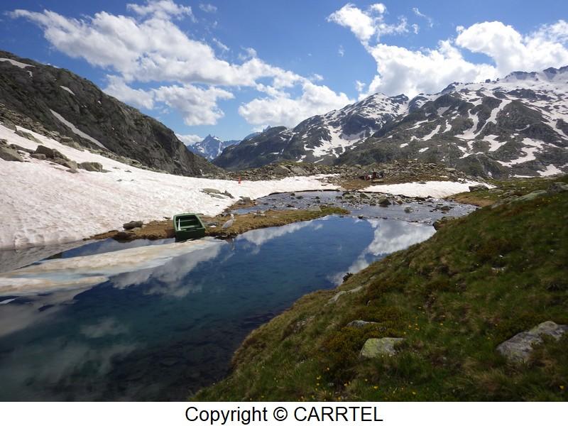 7 laux Lake