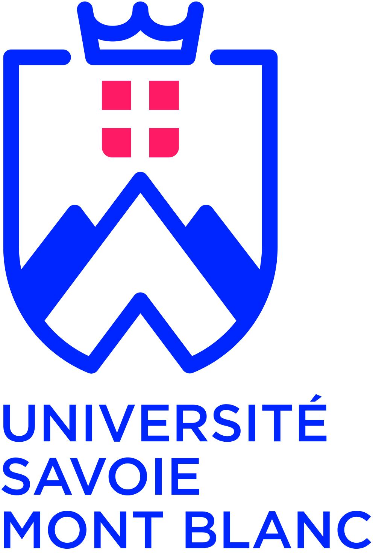 Savoie Mont Blanc University logo