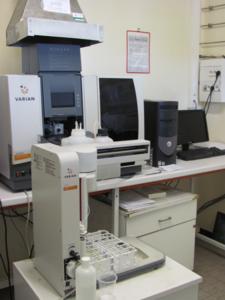 spectrophometre d'absorption atomique