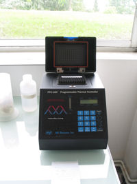 Thermocycleur pour PCR