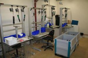 RT assembling workshop