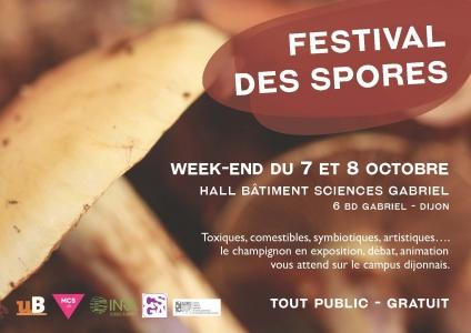 Le Festival des Spores