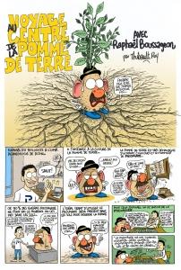 Voyage au centre de la Pomme de terre